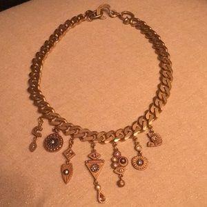 Vintage  Designer Patricia Locke Necklace